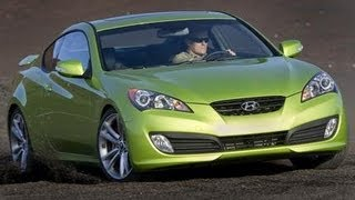 2010 Hyundai Genesis Coupe 3.8 Road Test - CAR And DRIVER