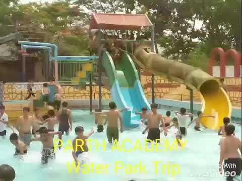 Trip to Vanraj Water Park, Junagadh