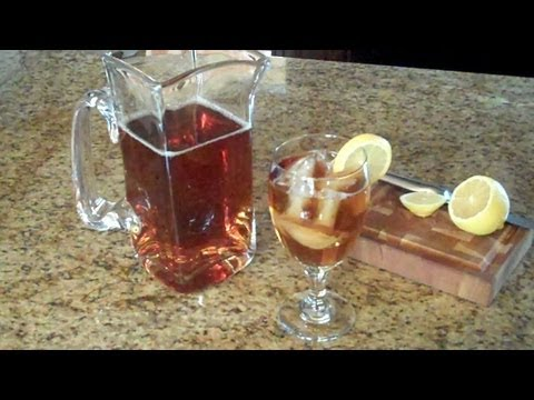Southern Sweet Ice Tea – Lynn's Recipes