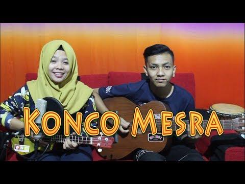 Konco Mesra (Cipt. Husein Albana) Cover by Ferachocolatos ft. Gilang