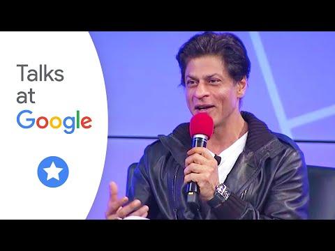Shah Rukh Khan & Cast of HNY and Sundar Pichai | Talks at Google