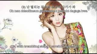 SNSD TTS Taetiseo - Baby steps (Hangul & Romanized & Eng sub)