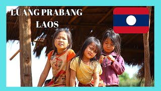 LAOS, walking through a graphic rural village: Here are a few scenes and images from a rural village in Laos. This village is ...