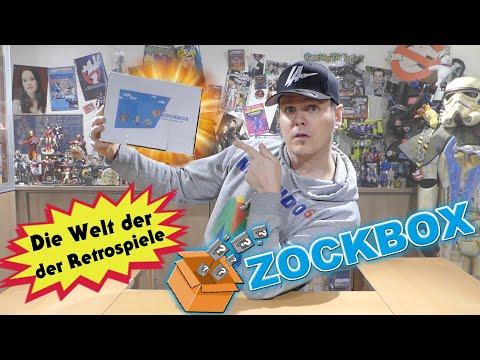 Chriss Tainment Video zu Zockbox