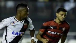 Curtam nossa página: http://www.facebook.com/LeandroSportsVideos Nenê marca, e Vasco, com um a mais, busca empate com o Vitória nos acréscimos Rubro-Negro ba...