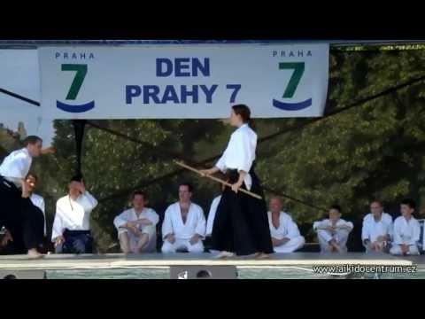 Vystoupení v Letná Parku ke dni Prahy 7