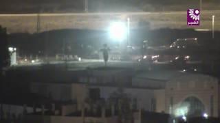 فيديو من مكان عملية استشهاد الشاب نضال مهداوي بحجة محاولة الطعن على حاجز قرب طولكرم