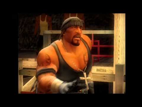 Def Jam FFNY (All Blazins, All Characters, & Most Taunts) HD