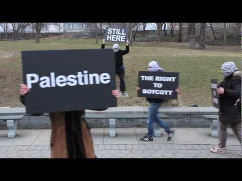 Palestinians use Harlem Shake to Resist