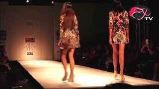 WILLS LIFESTYLE INDIA FASHION WEEK S/S 2015 By Fashion Xpose Tv [ Vj Harshit Dhingaun&Vj Twinkle]