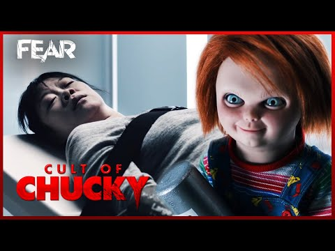 Chucky Beheads Claire | Cult Of Chucky