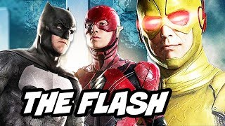 Video Justice League Trailer - The Flash Reverse Flash Easter Egg Explained MP3, 3GP, MP4, WEBM, AVI, FLV Oktober 2017