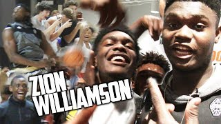 """Zion Williamson vs Emmitt Williams in front of a sold out crowd at Best of the South in Georgia.Filmed and Edited by Ryan CurrieOutro song:""""Home Team Hoops"""" by Wavyy Mob"""