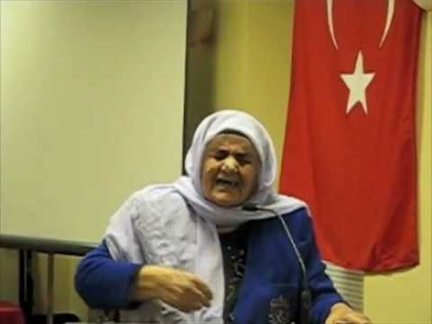 Bush-un, pabuç-lu prestij kaybına karşı, Ahıskalı Türk Ana-dan şiirli destek