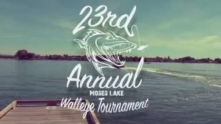 Moses Lake (WA) United States  City pictures : Moses Lake, WA Walleye Fishing Tournament 23rd Annual 2016