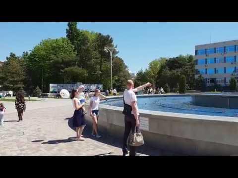 Анапа. Беда!!! Почему не работаем фонтан на 1 мая...