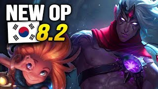Video 10 New OP Builds and Champions in Korea Patch 8.2 SO FAR (League of Legends) MP3, 3GP, MP4, WEBM, AVI, FLV Juni 2018