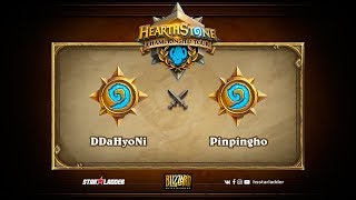 Ddahyoni vs pinpingho, game 1
