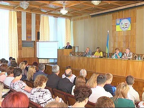 Володимир Гунчик взяв участь у конференції педагогічних працівників області