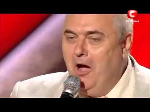 супер  голос у 49 летнего мужика (видео)