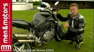6. MV Agusta Brutale Review (2004)