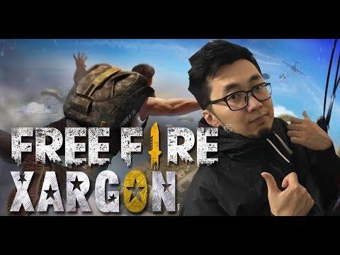 Xargon&優格 一同遊玩Free Fire