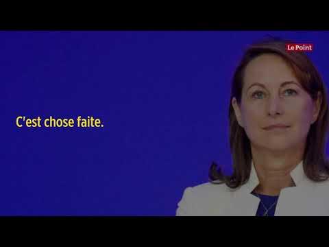 Macron débranche Ségolène Royal