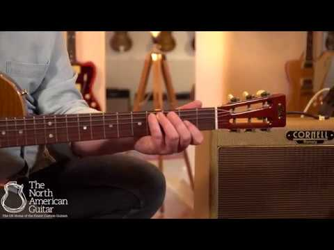 B&G Little Sister Crossroads Electric Guitar, Honey Burst Played By Ben Smith (Part Two)
