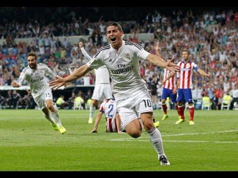 James Rodriguez 2 2 Goal   Real Madrid vs Barcelona   El Clasico 2017  23 4 2017
