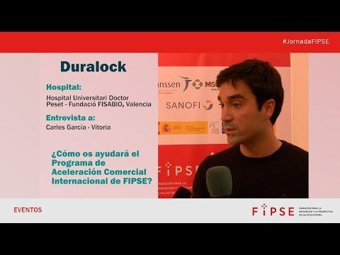 Duralock - Programa de ACI-FIPSE 2018