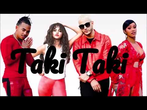 Video DJ Snake feat Selena Gomez, Ozuna & Cardi B - Taki Taki (Letra/Lyrics) download in MP3, 3GP, MP4, WEBM, AVI, FLV January 2017