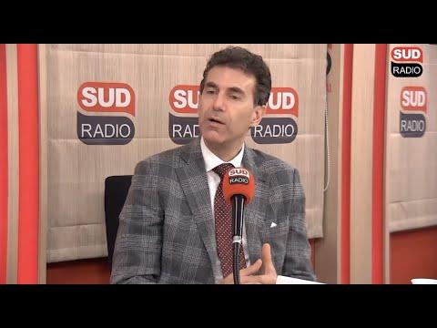 """Del Valle présentait son livre """"Le Projet"""" aux Incorrectibles (Sud Radio)"""
