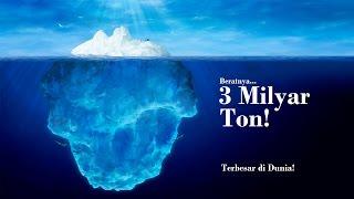 Video Inilah Gunung Es Mengapung Paling Bersar di Dunia !!! MP3, 3GP, MP4, WEBM, AVI, FLV Maret 2019