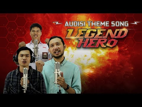 Theme Song Legend Hero RTV Versi Indonesia