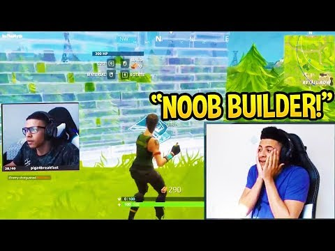 MYTH REACTS TO HIS *FIRST* FORTNITE GAME! NOOB? Fortnite EPIC & FUNNY Moments