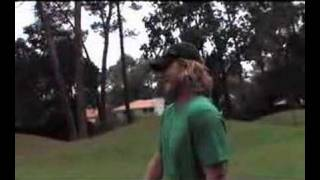 Andy Irons Golfing Blooper