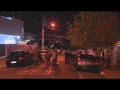 Μακελειό με 11 νεκρούς στη Βραζιλία