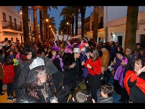 Entierro de la Sardina del Carnaval de Isla Cristina 2017