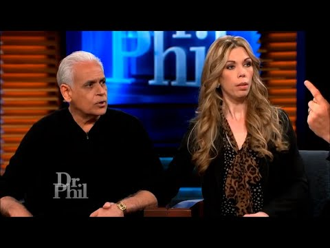 "Dr. Phil Asks Amy and Sammy About Their Behavior on ""Kitchen Nightmares"""