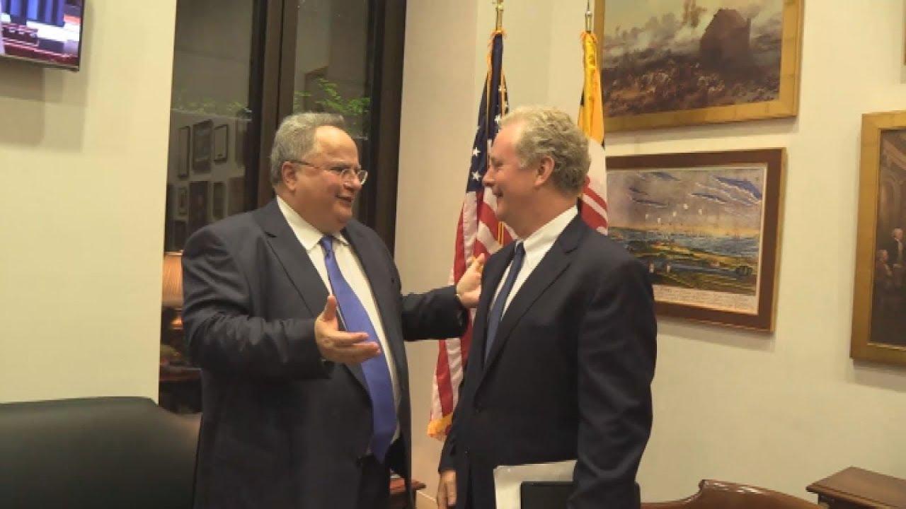 Οι ΗΠΑ αναγνωρίζουν ότι η Ελλάδα έχει επανέλθει δυναμικά στη διεθνή σκηνή