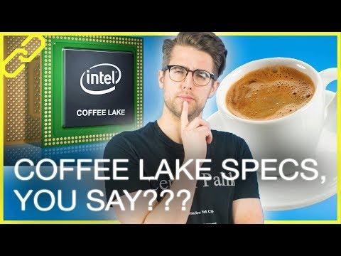 Leaked Coffee Lake specs, Vega pricing, The Internet bans neo-Nazis (видео)