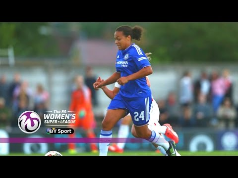 Chelsea Ladies 6-3 Liverpool Ladies | Goals & Highlights