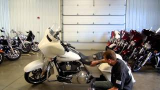 How to winterize your Harley