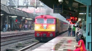 Nonton FAST n FURIOUS : Goa - Mumbai Tejas Express with Smoking KYN WDP3A vs Mumbai Local : INDIAN RAILWAYS Film Subtitle Indonesia Streaming Movie Download