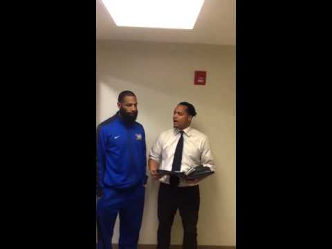 #TCCBasketball vs. Gulf Coast State: Postgame with Assistant Coach Cherry