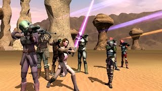 Star Wars to Eve Online-  Sandbox MMORPG Discussion