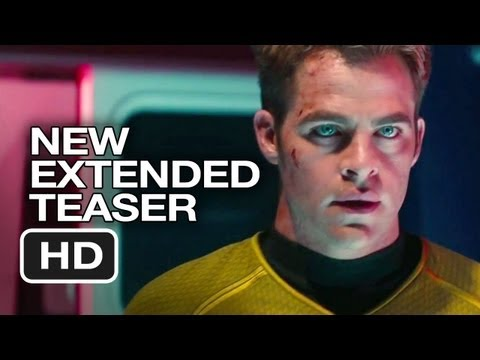 Star Trek Sequel - Subscribe to TRAILERS: http://bit.ly/sxaw6h Subscribe to COMING SOON: http://bit.ly/H2vZUn Star Trek Into Darkness NEW HD Extended TEASER - Announcement (201...
