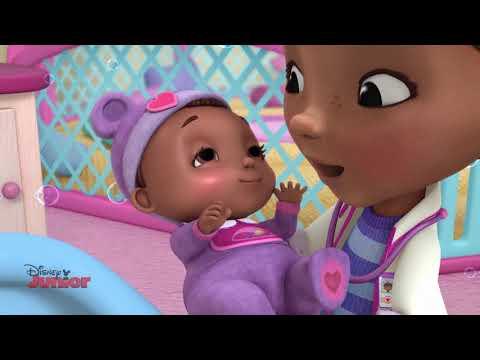 Doc McStuffins   Baby Bath Time   Disney Junior Arabia