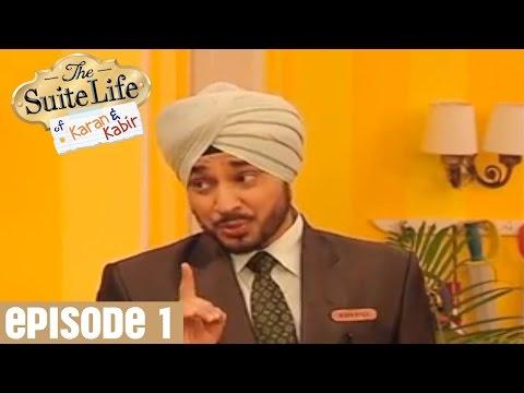 The Suite Life Of Karan and Kabir   Season 1 Episode 1   Disney India Official