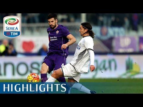 fiorentina - udinese 3-0 - highlights - giornata 15
